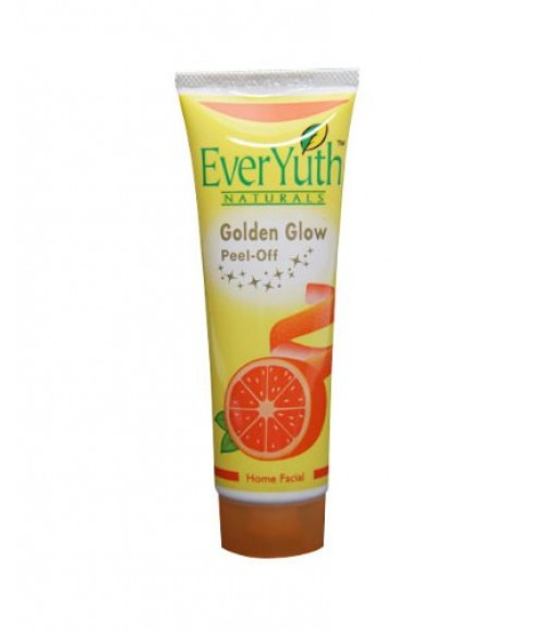Everyuth Golden Glow Peel-Off mask, 90 g